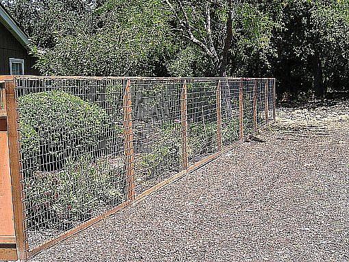 Deer Fencing Construction Portfolio A And J Fencing