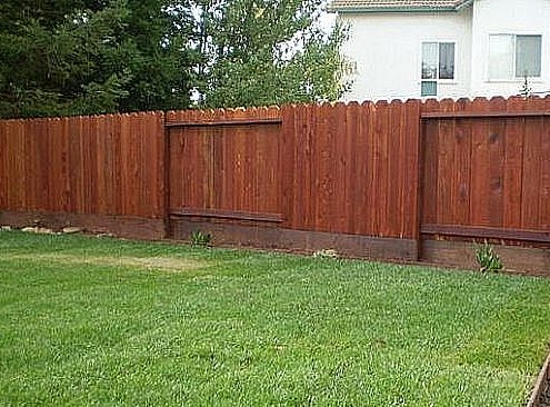 Dog Eared Fence Boards For Sale
